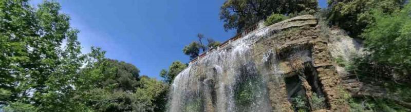 cascade chateau nice