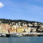 panoramique port de nice